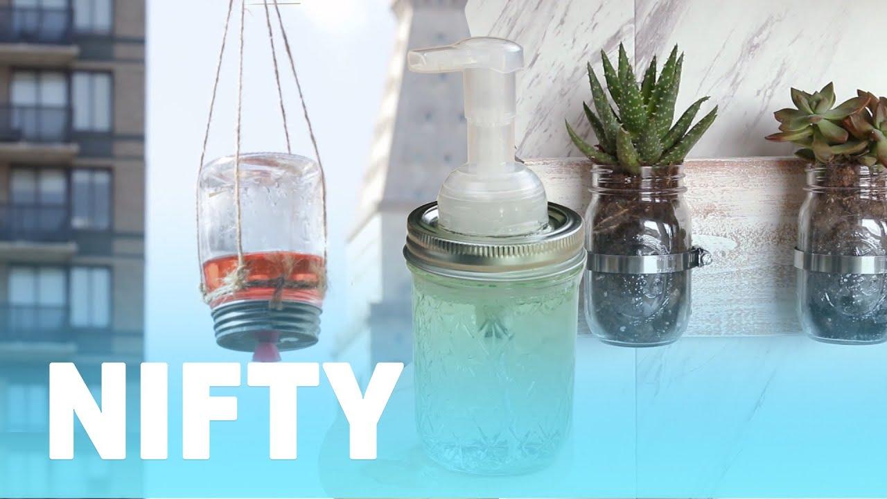 18 Clever Ways To Use A Mason Jar